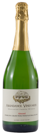 Almond Sparkling Wine