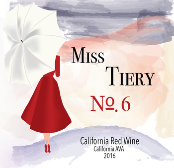 Bottle of Miss Tiery No. 6
