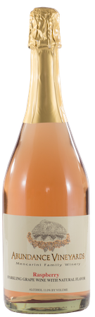 Raspberry Sparkling Wine