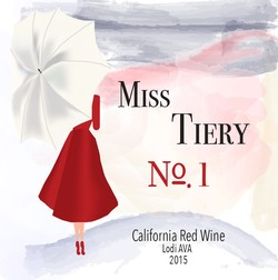 Bottle of Miss Tiery No. 1