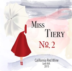 SOLD OUT!--Miss Tiery No. 2