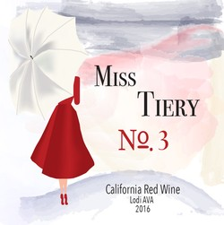 Bottle of Miss Tiery No. 3