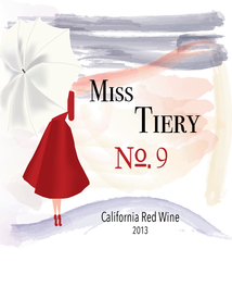 Bottle of Miss Tiery No. 9