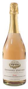 Peach Sparkling Wine
